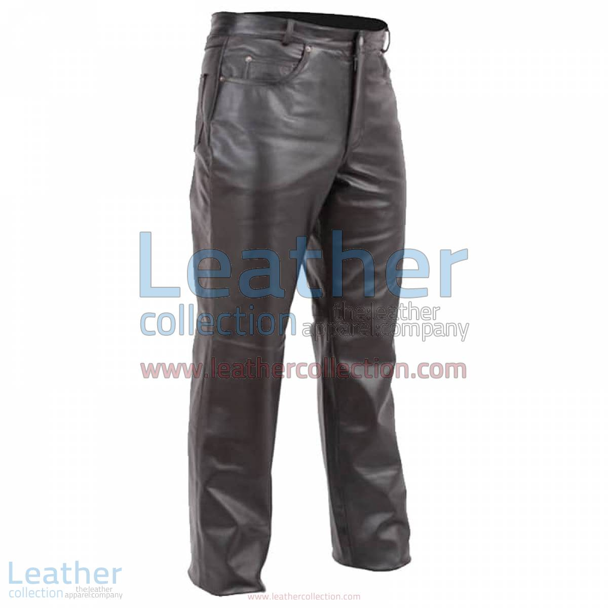 5 Pocket Jeans Style Motorcycle Pants