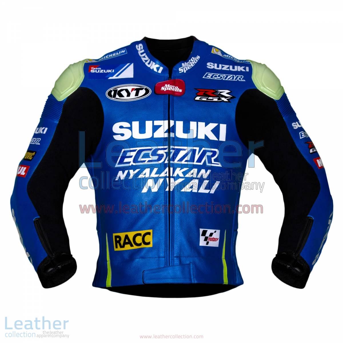Aleix Espargaro Suzuki 2016 MotoGP Racing Jacket