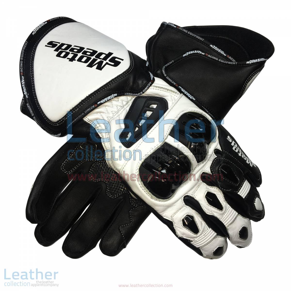 Alex Rins MotoGP 2017 Leather Gloves