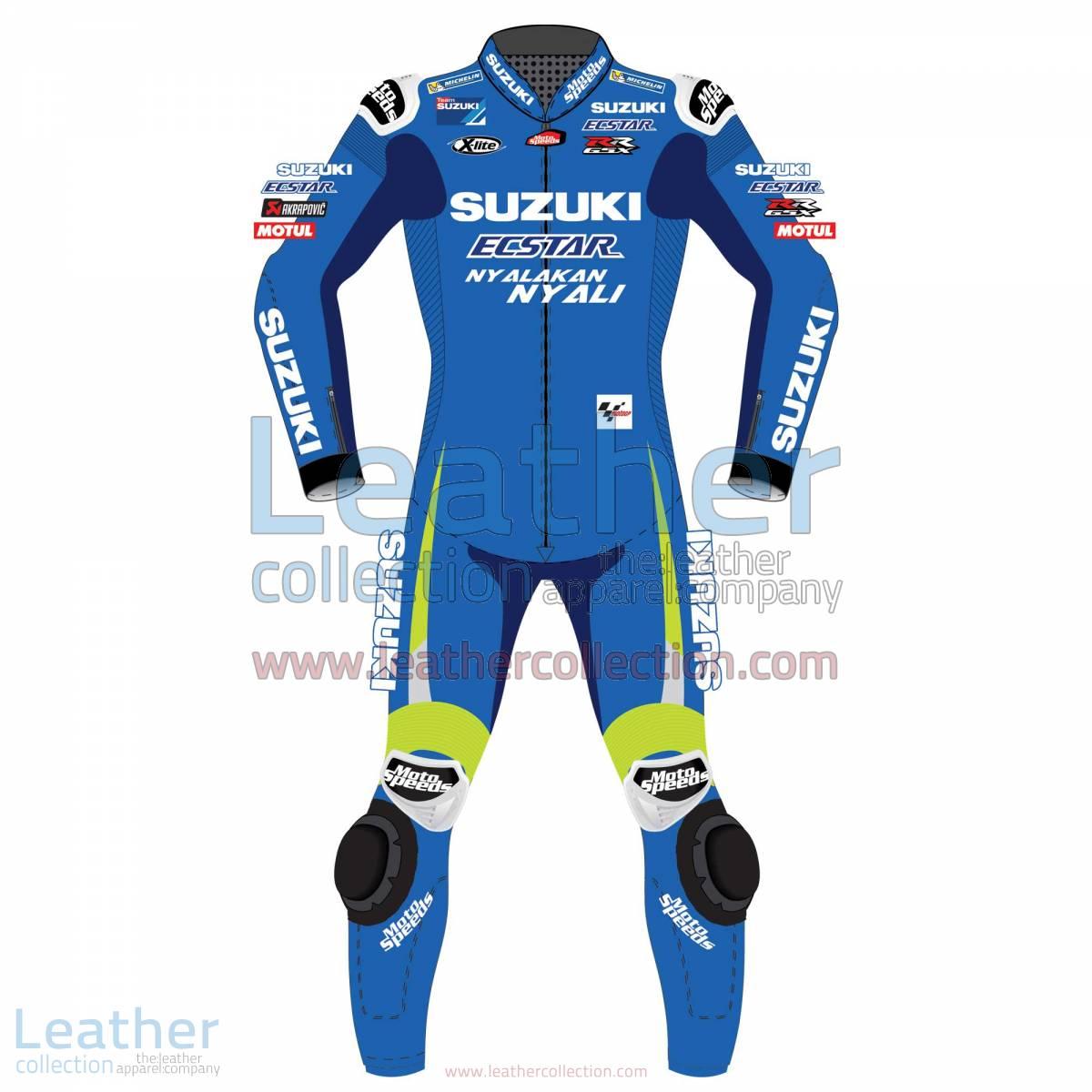 Alex Rins Suzuki MotoGP 2017 Racing Suit
