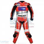 Andrea Dovizioso Ducati MotoGP 2016 Race Suit   Ducati race suit