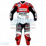 Andrea Dovizioso Ducati MotoGP 2018 Leather Suit   Andrea Dovizioso Ducati MotoGP 2018 Leather Suit