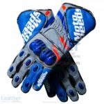 Andrea Dovizioso MotoGP 2018 Leather Gloves   Andrea Dovizioso MotoGP 2018 Leather Gloves