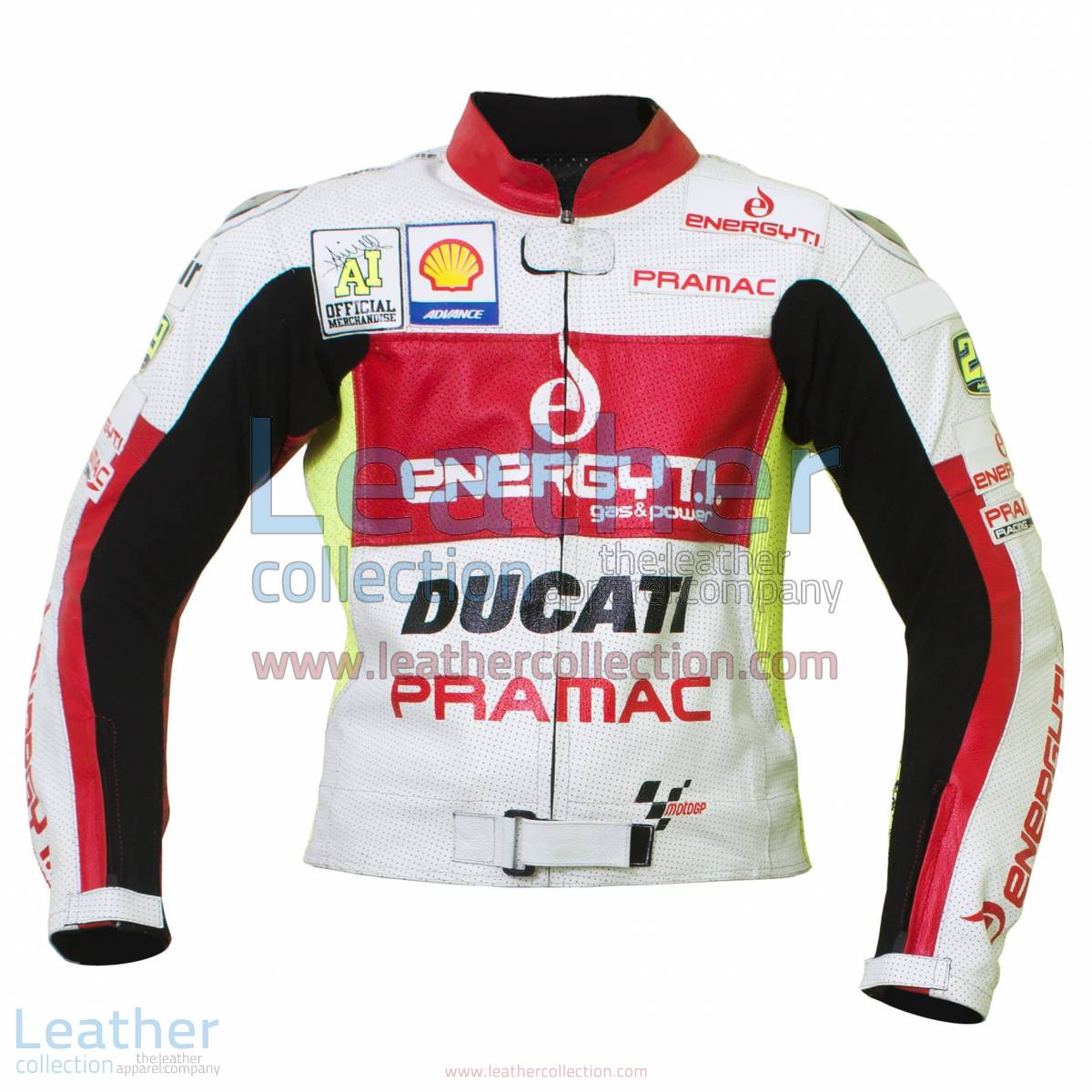 Andrea Iannone Ducati Motorcycle jacket