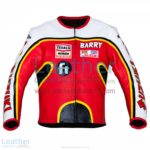 Barry Sheene Suzuki GP 1976 Leather Jacket | Barry Sheene Suzuki GP 1976 Leather Jacket