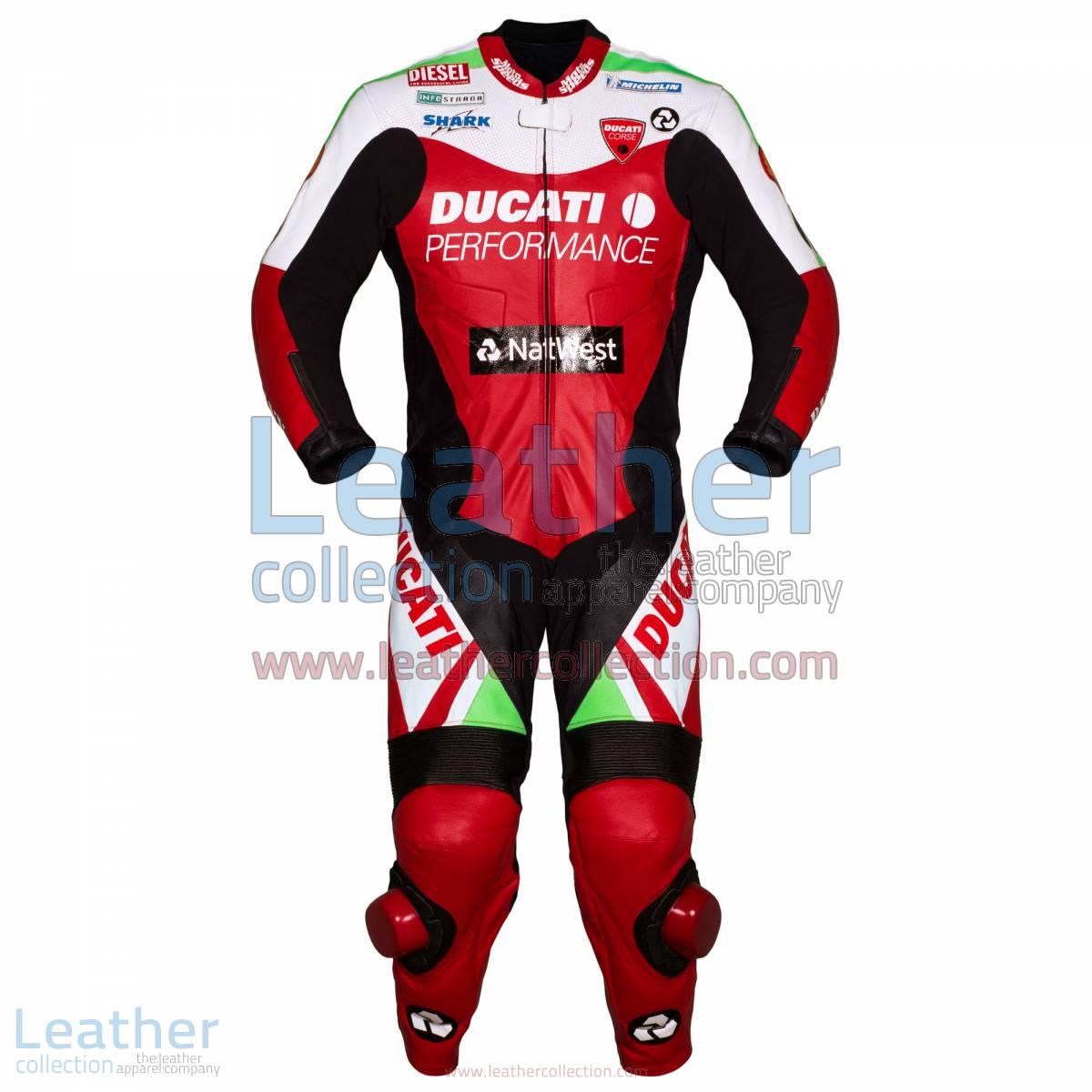 Carl Fogarty Ducati WSBK 1999 Racing Suit