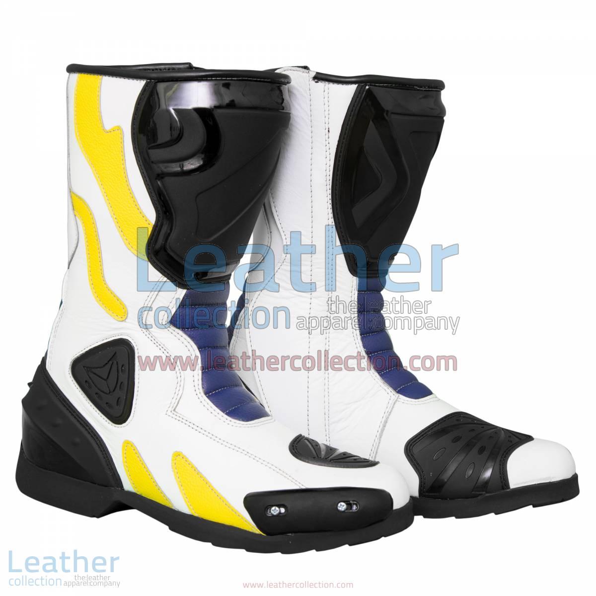 Chris Vermeulen Rizla Suzuki Race Boots