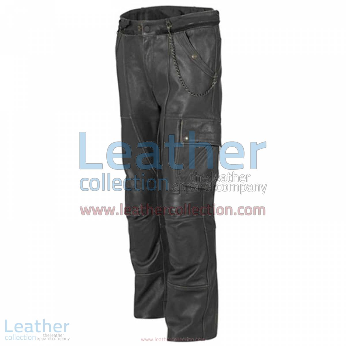 Classic Leather Trousers