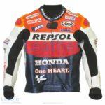 Dani Pedrosa 2012 Honda Repsol One Heart Race Jacket | Dani Pedrosa