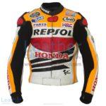 Dani Pedrosa Honda Repsol 2013 Motorcycle Jacket | Honda Repsol jacket