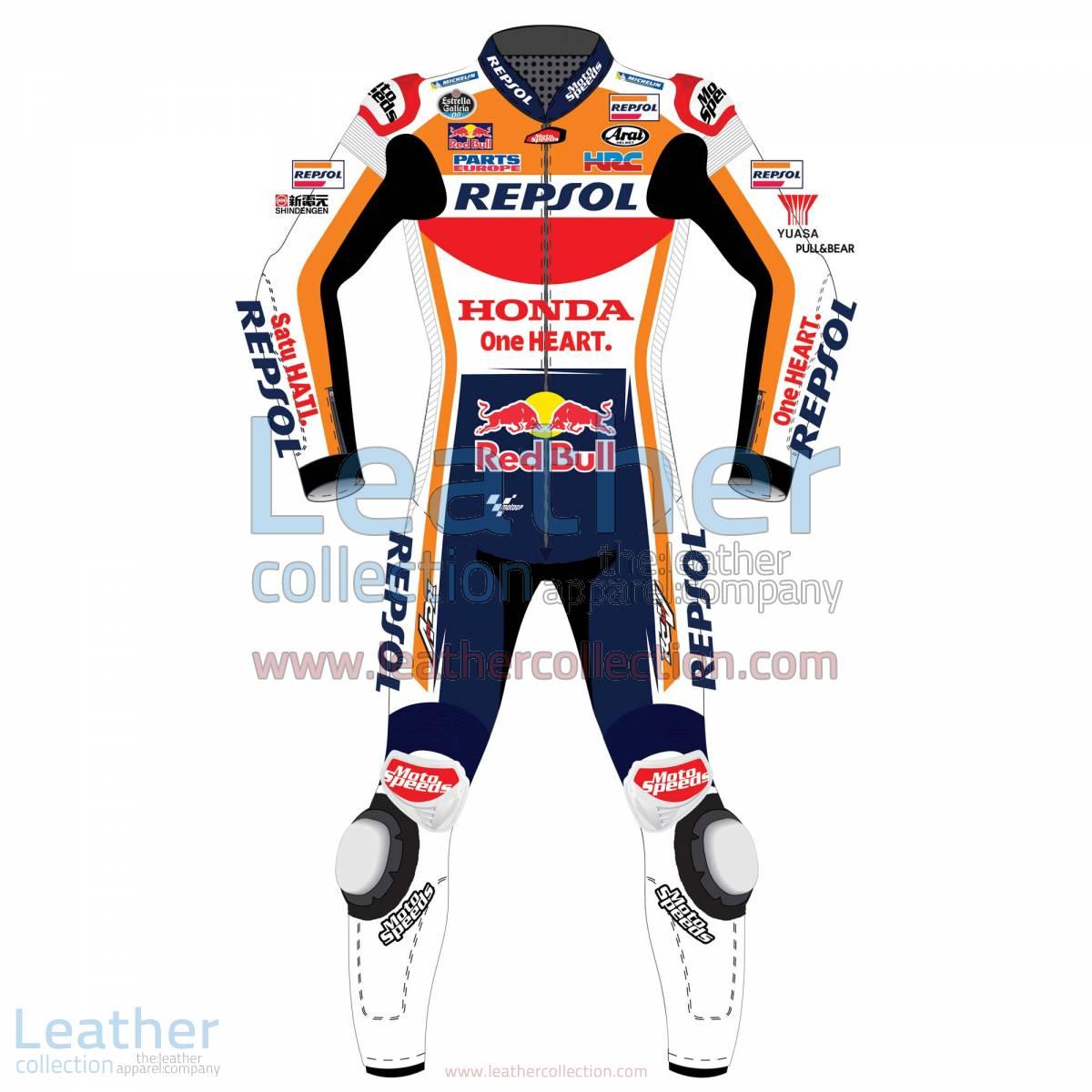 Dani Pedrosa HRC Honda Repsol MotoGP 2017 Race Suit