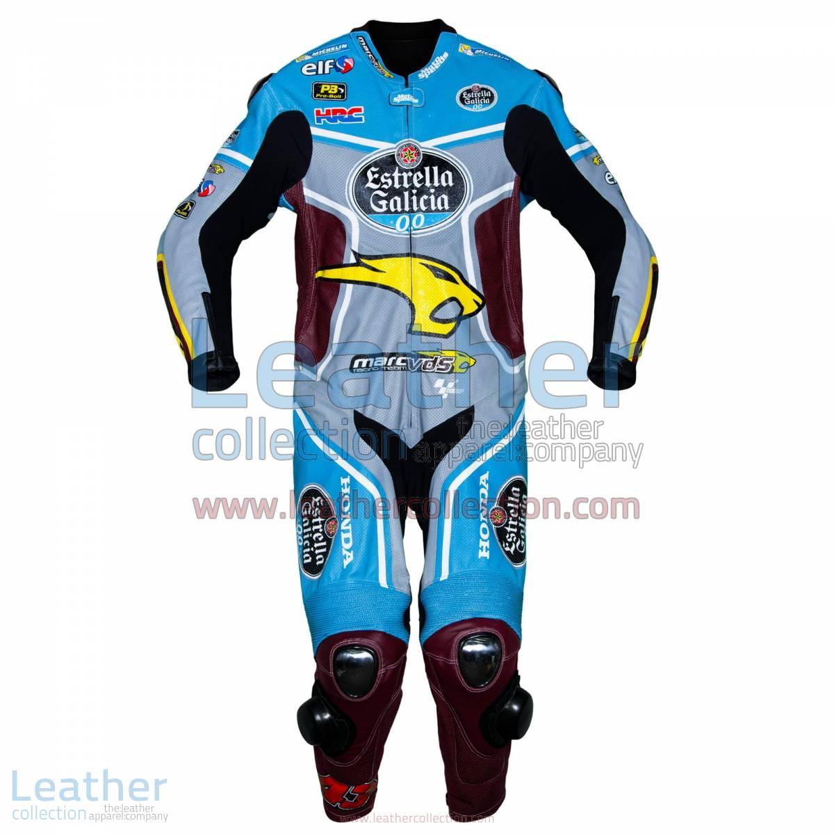 Jack Miller Estrella Galicia Honda 2017 MotoGP Race Suit