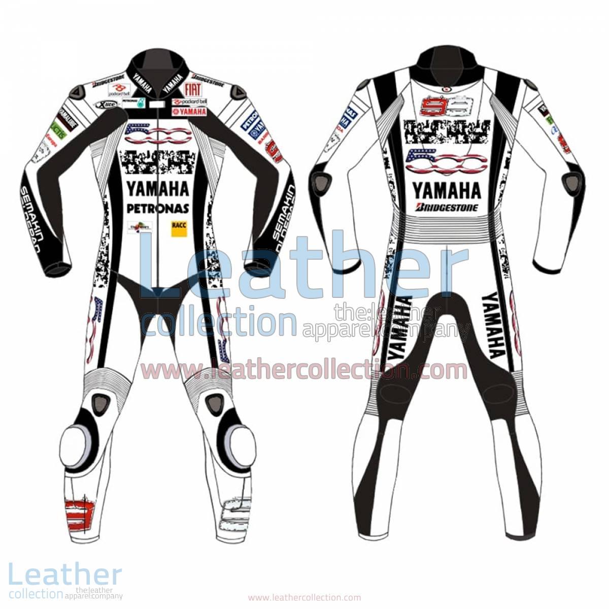 Jorge Lorenzo Special 500 Mila Leathers