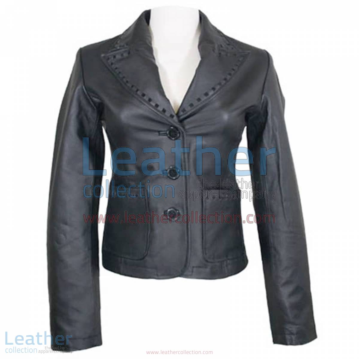 Ladies Fashion Coat Black
