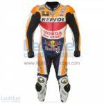 Marquez HRC Honda Repsol MotoGP 2015 Suit | Marquez suit