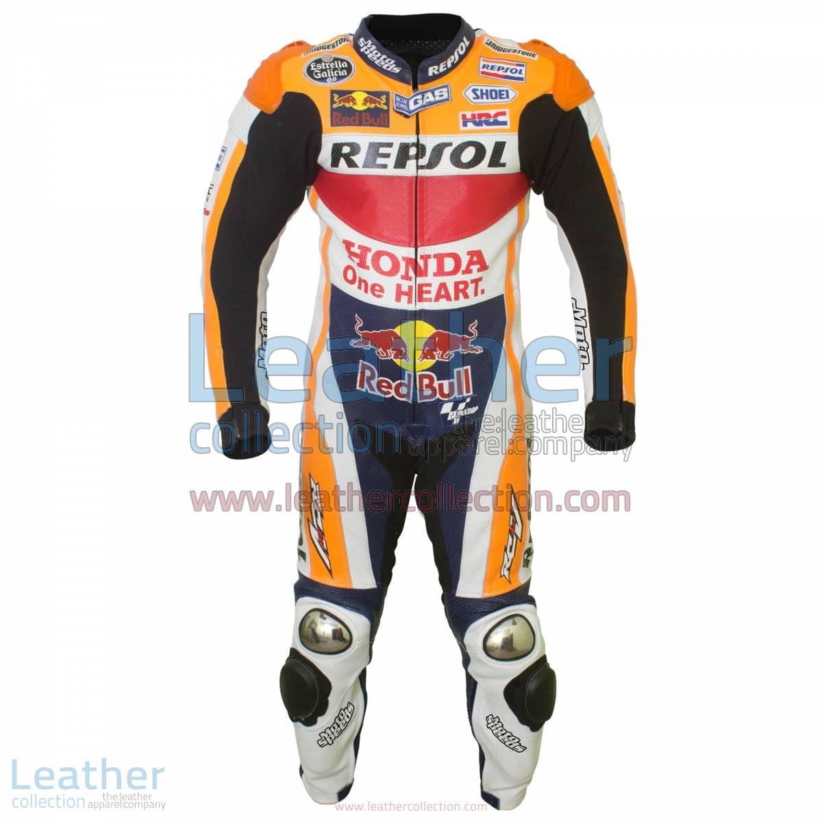 Marquez HRC Honda Repsol MotoGP 2015 Suit
