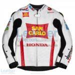 Marco Simoncelli Honda 2011 MotoGP Jacket | Marco Simoncelli Honda 2011 MotoGP Jacket