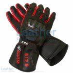 MV Agusta Race Leather Gloves | mv agusta gloves