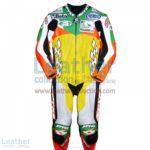 Pierfrancesco Chili Ducati Corse WSBK 2004 Suit | ducati suit