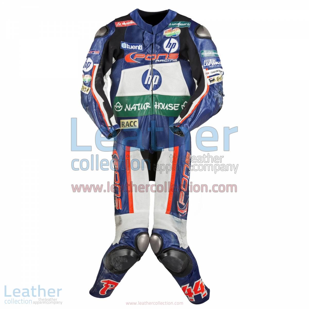 Pol Espargaro Kalex 2012 Motorcycle Racing Suit