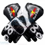 Red Bull Motorcycle Leather Gloves | red bull motorcycle leather gloves