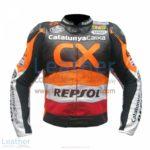 Repsol CX Leather Race Jacket   Repsol leather jacket