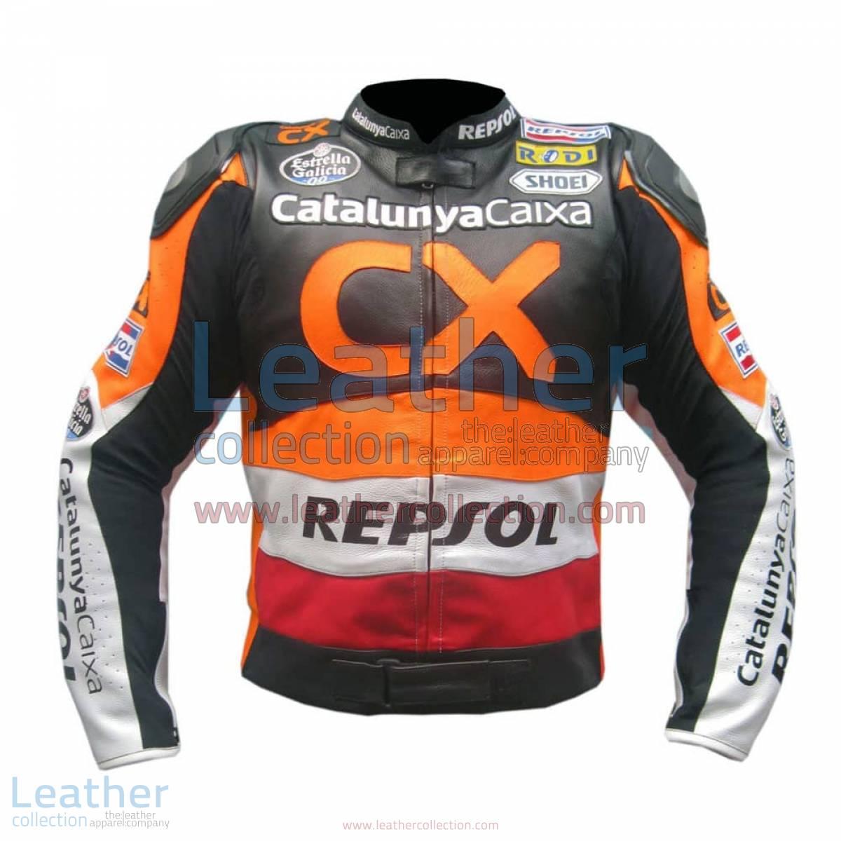 Repsol CX Leather Race Jacket
