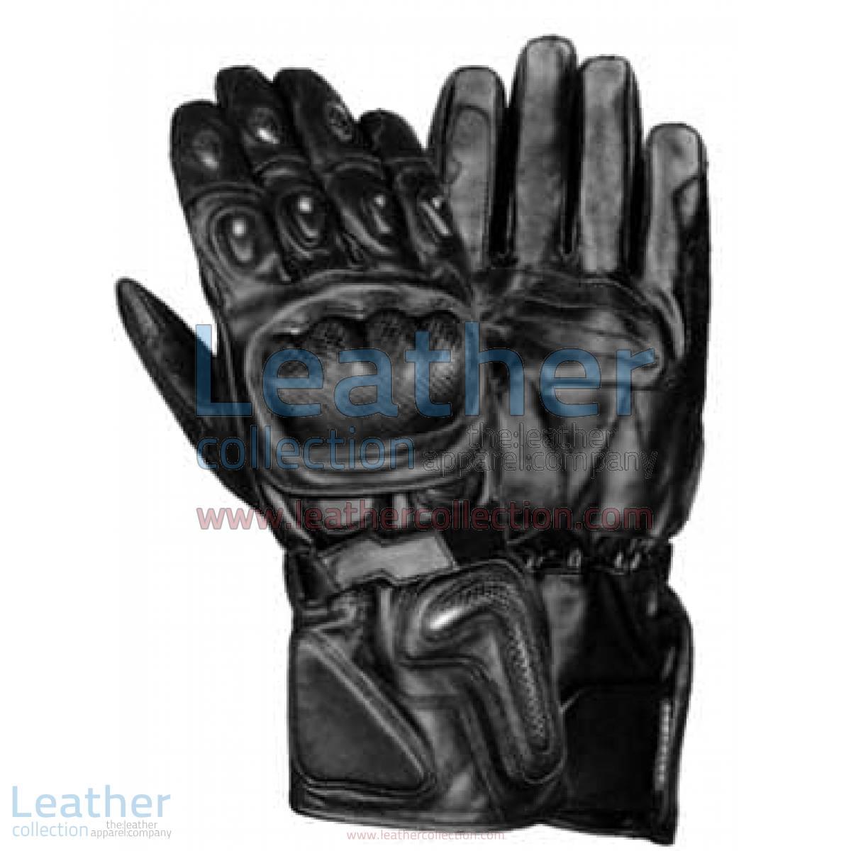 Silverstone Motorbike Riding Gloves