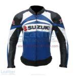 Suzuki GSXR Leather Jacket | Suzuki leather jacket