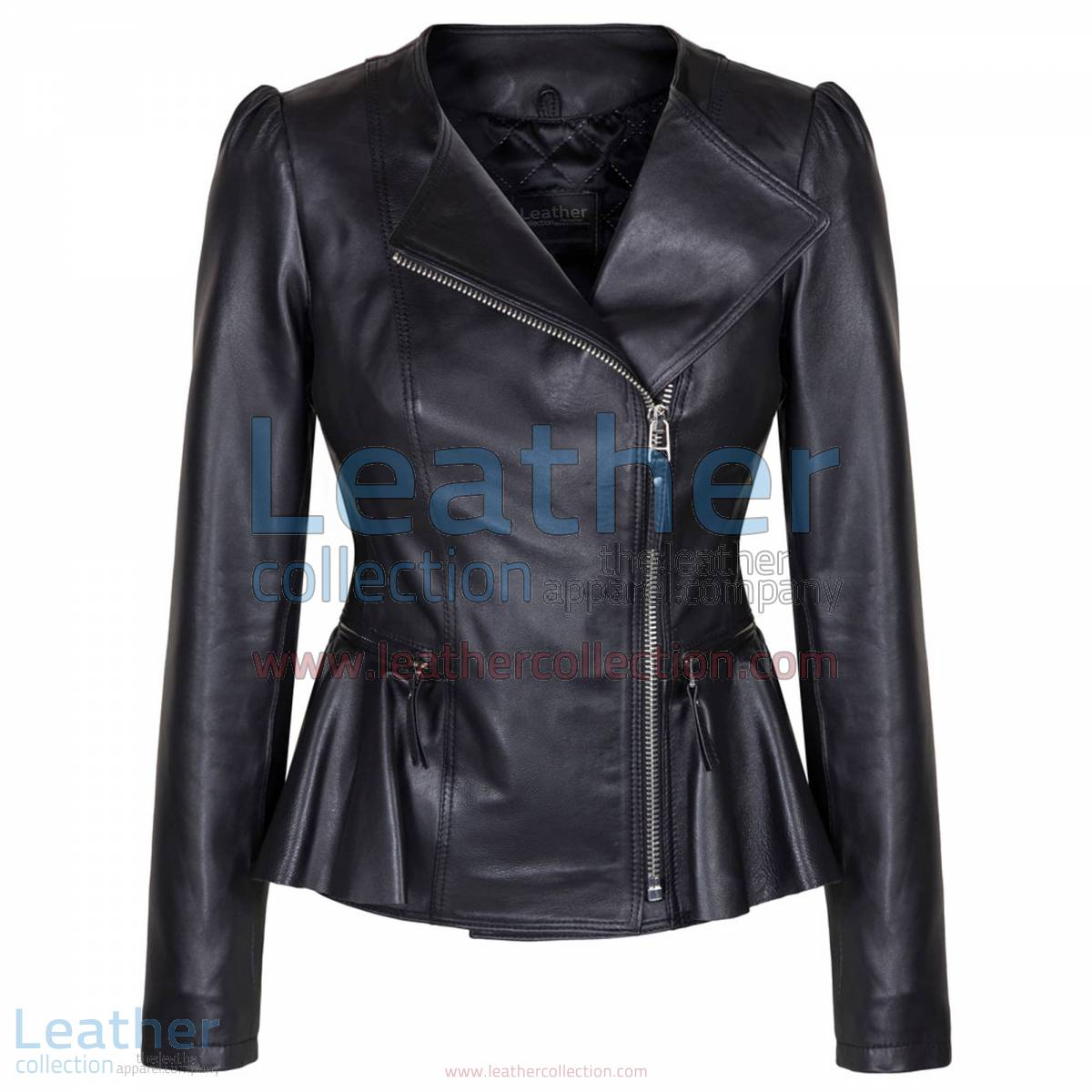 The Empress Fashion Leather Jacket For Ladies