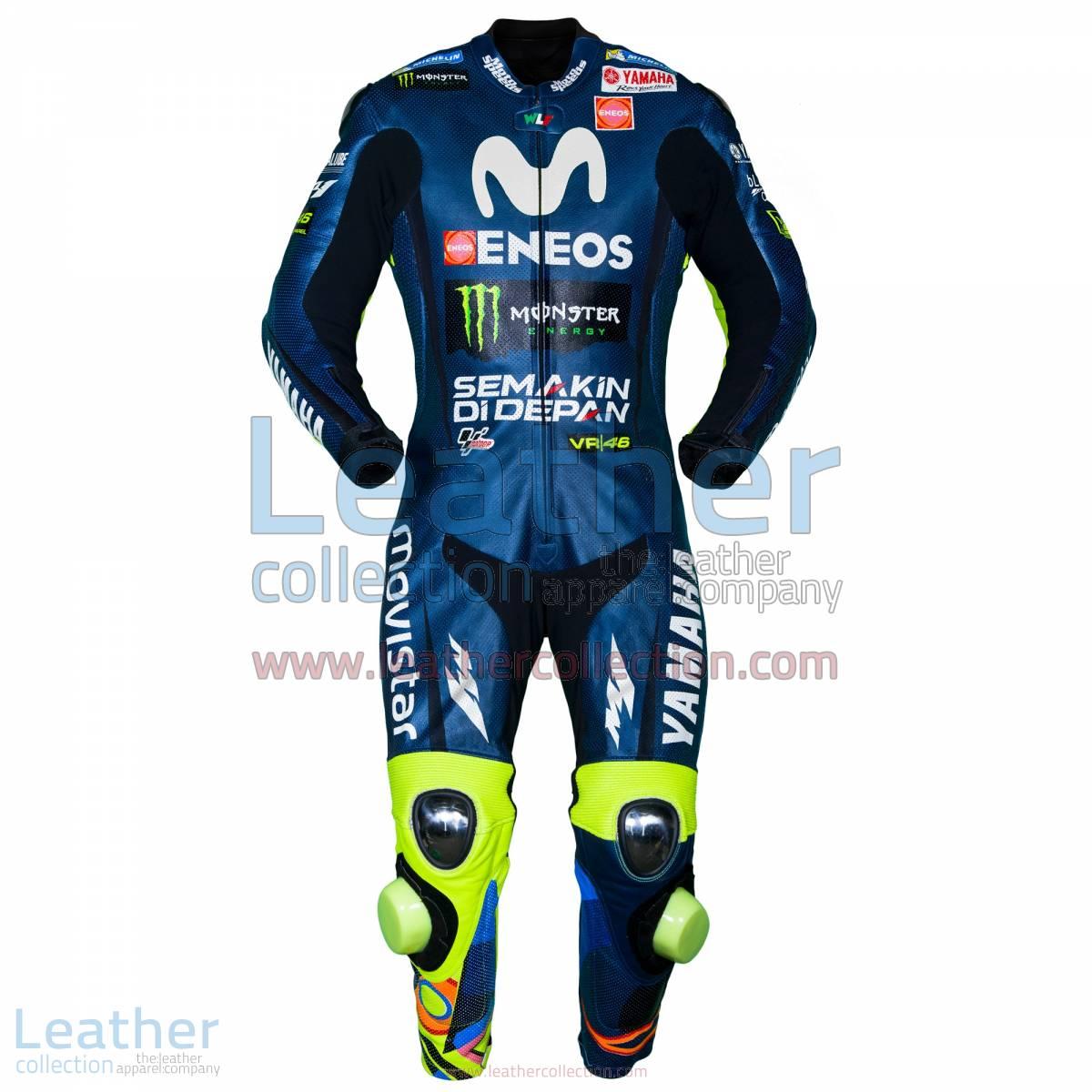 Valentino Rossi Movistar Yamaha MotoGP 2018 Race Suit