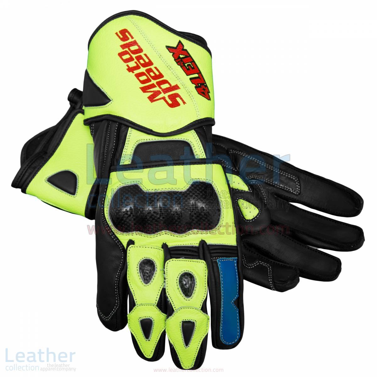 Aleix Espargaro 2015 Motorbike Race Gloves