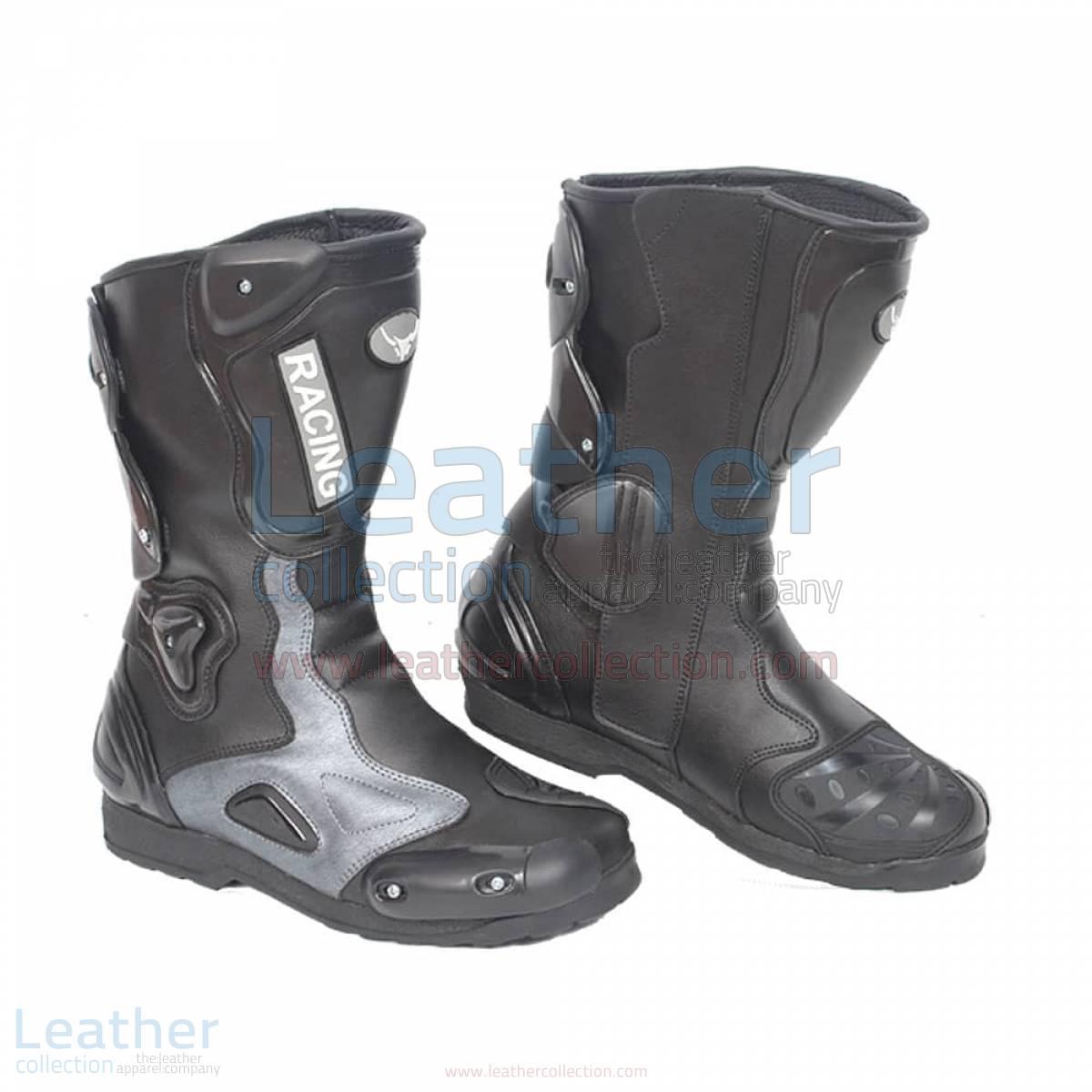 alpha moto racing boots