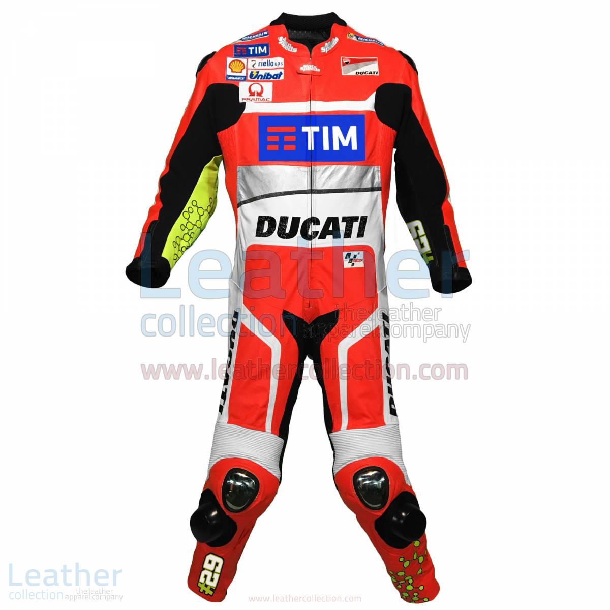 Andrea Iannone Ducati MotoGP 2016 Suit