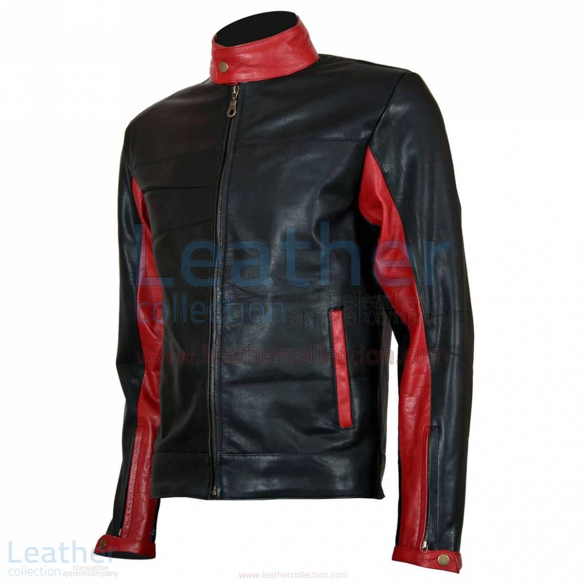 best black leather jacket