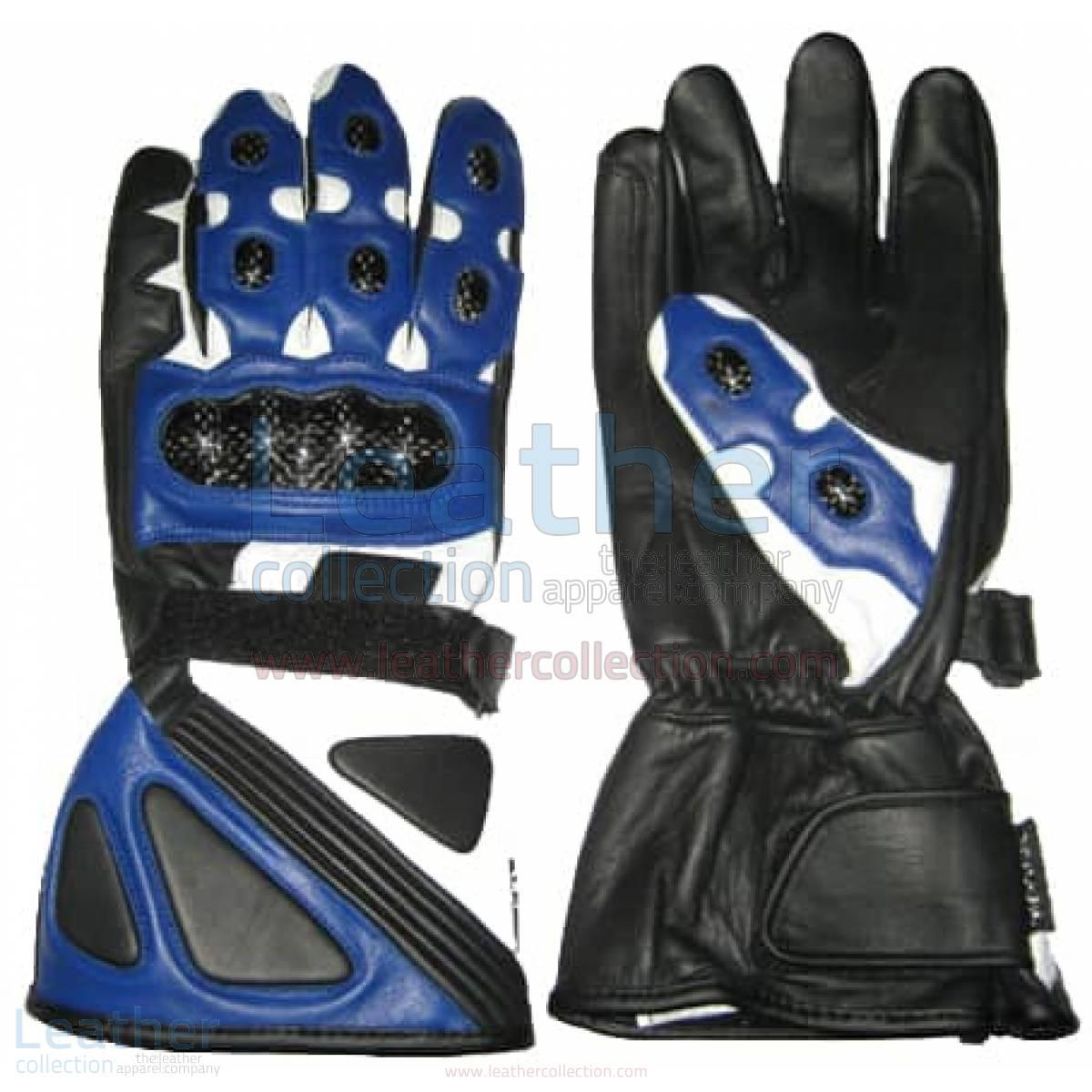biker leather gloves
