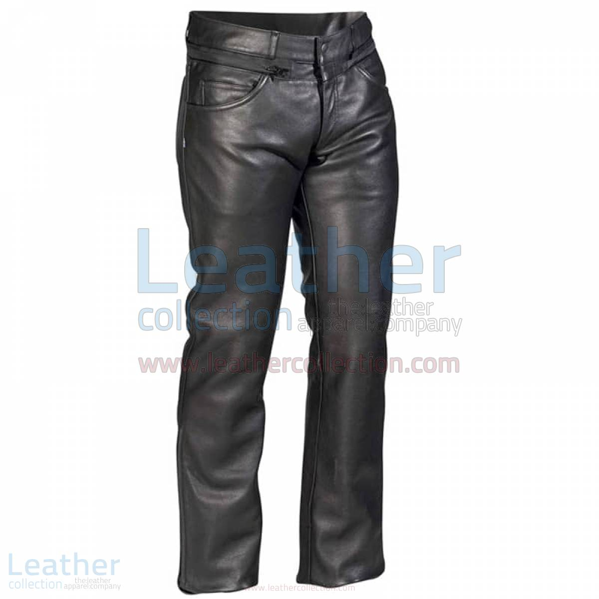 hot leather trousers