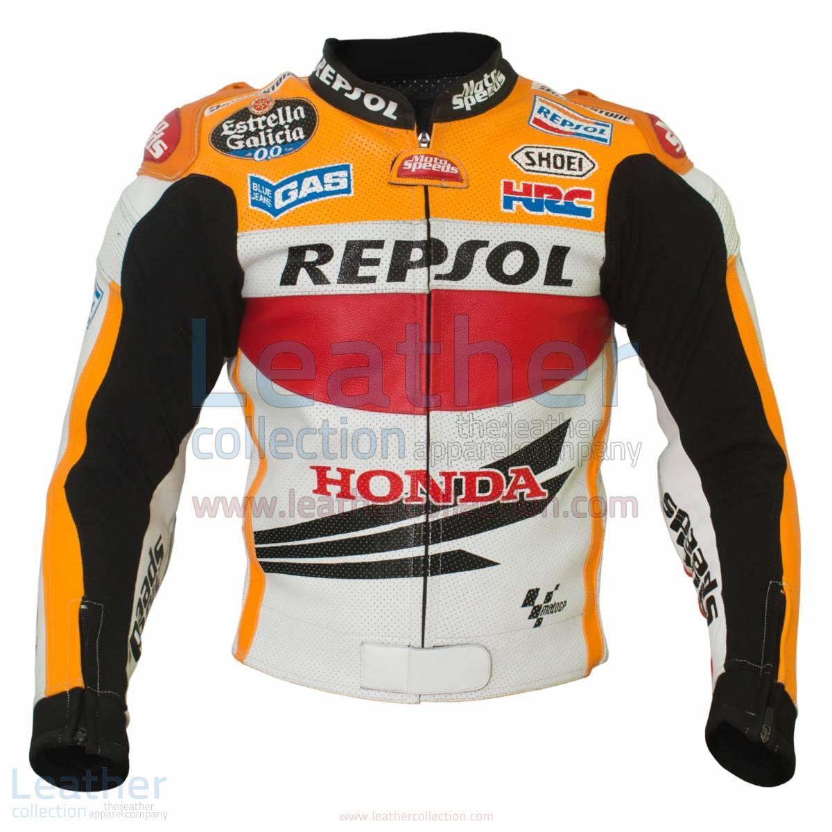 Honda Repsol 2013 Marquez HRC racing jacket