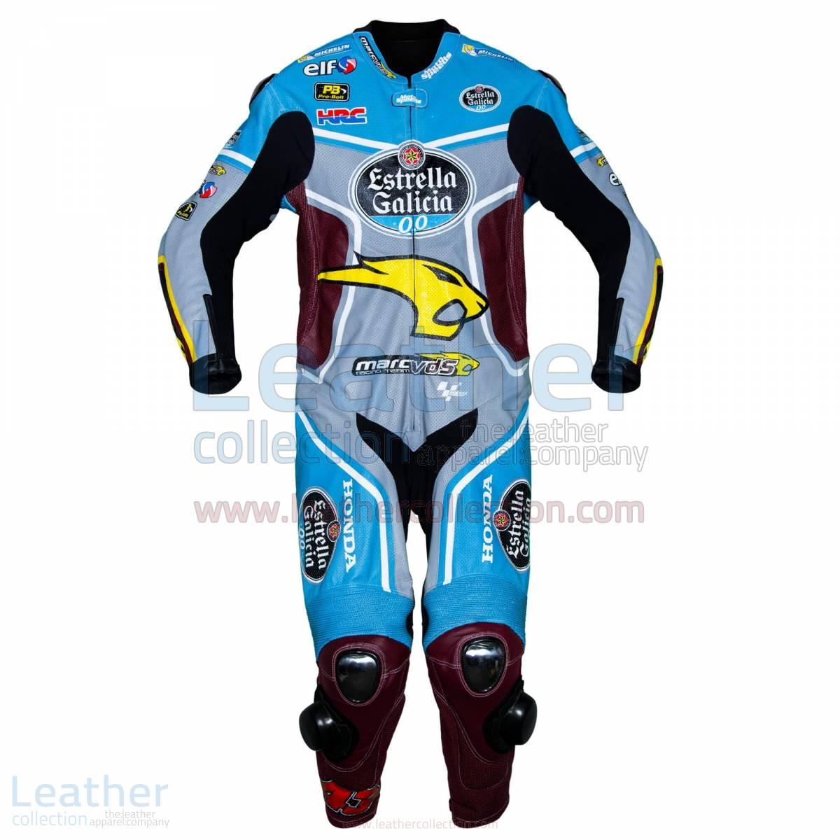 Honda race suit