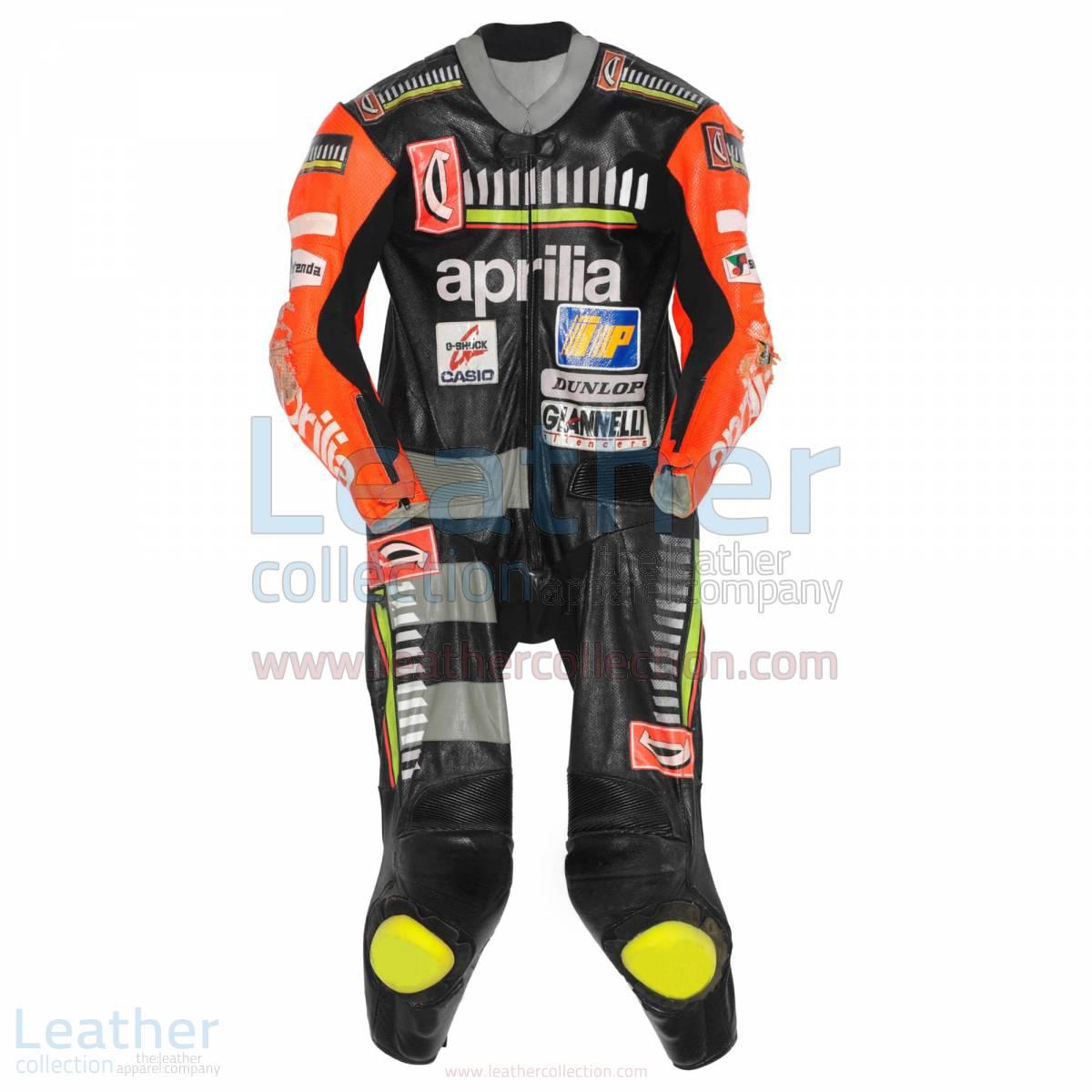 Max Biaggi Aprilia GP 1995 Racing Leathers