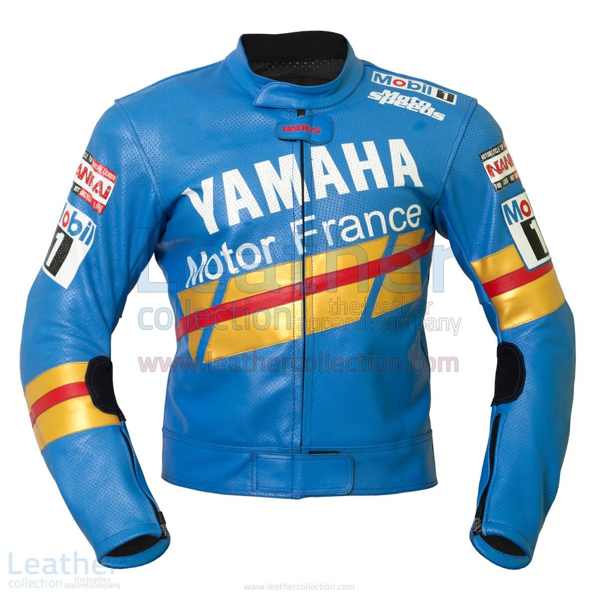 Niall Mackenzie Yamaha GP 1991 Leather Jacket