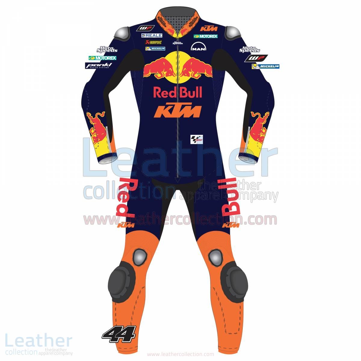 Red Bull suit