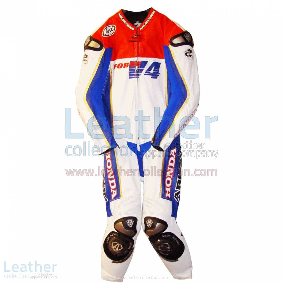 Roger Burnett Honda Goodwood Racing Suit