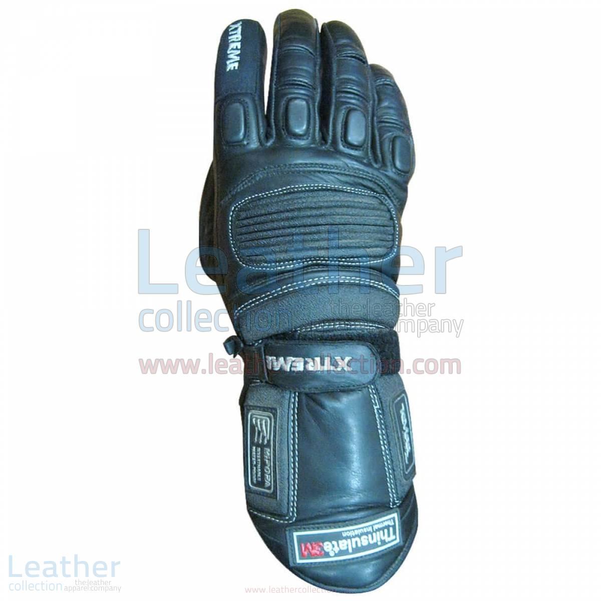 Stallion Leather Racing Gloves