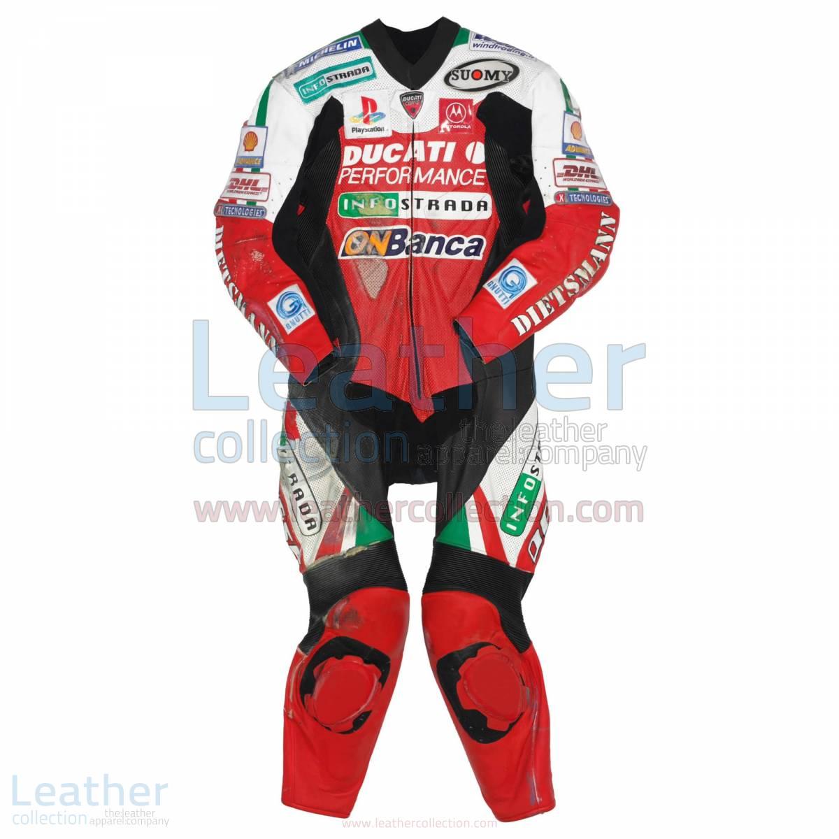 Troy Bayliss Ducati WSBK 2001 Leathers