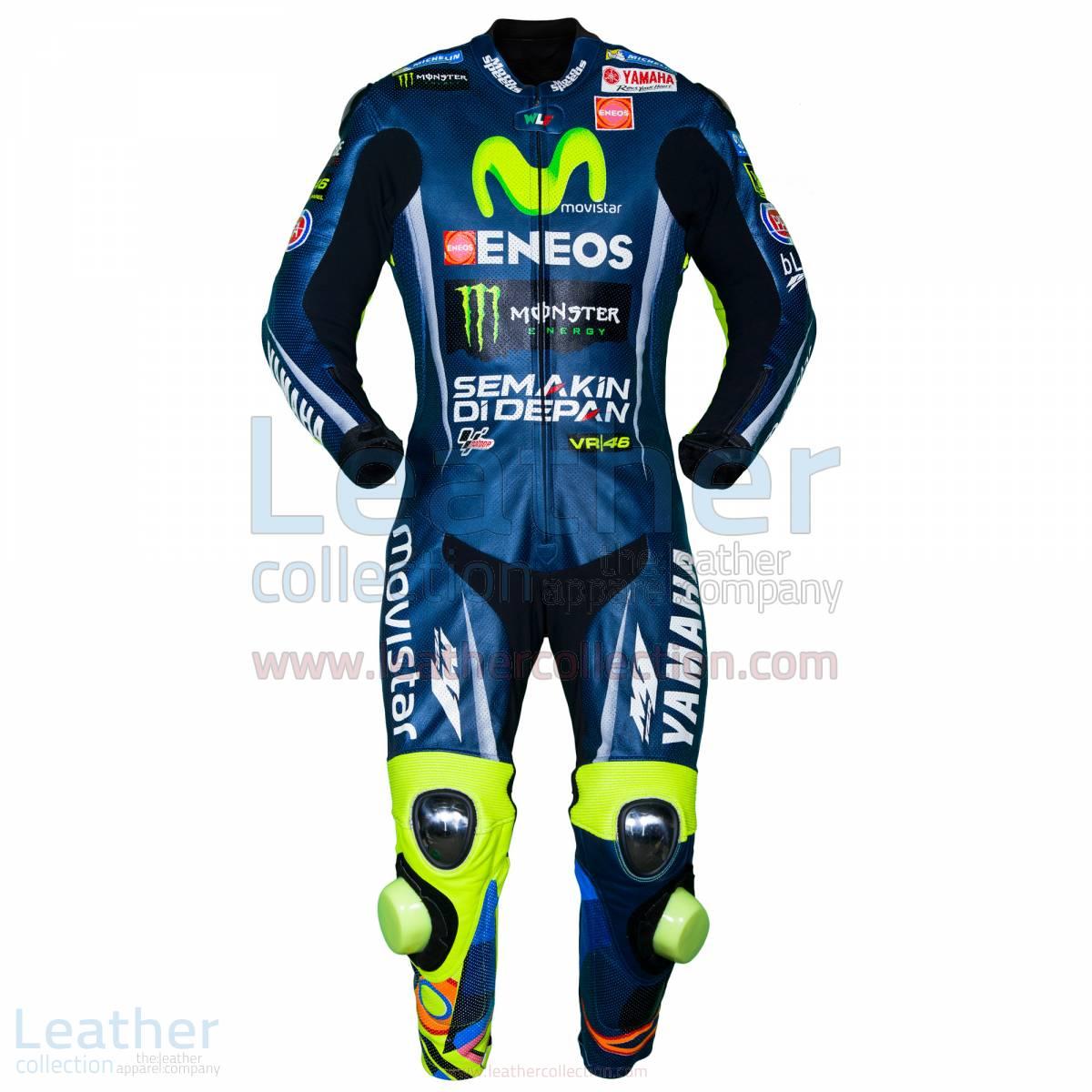 Valentino Rossi Movistar Yamaha MotoGP 2017 Race Suit