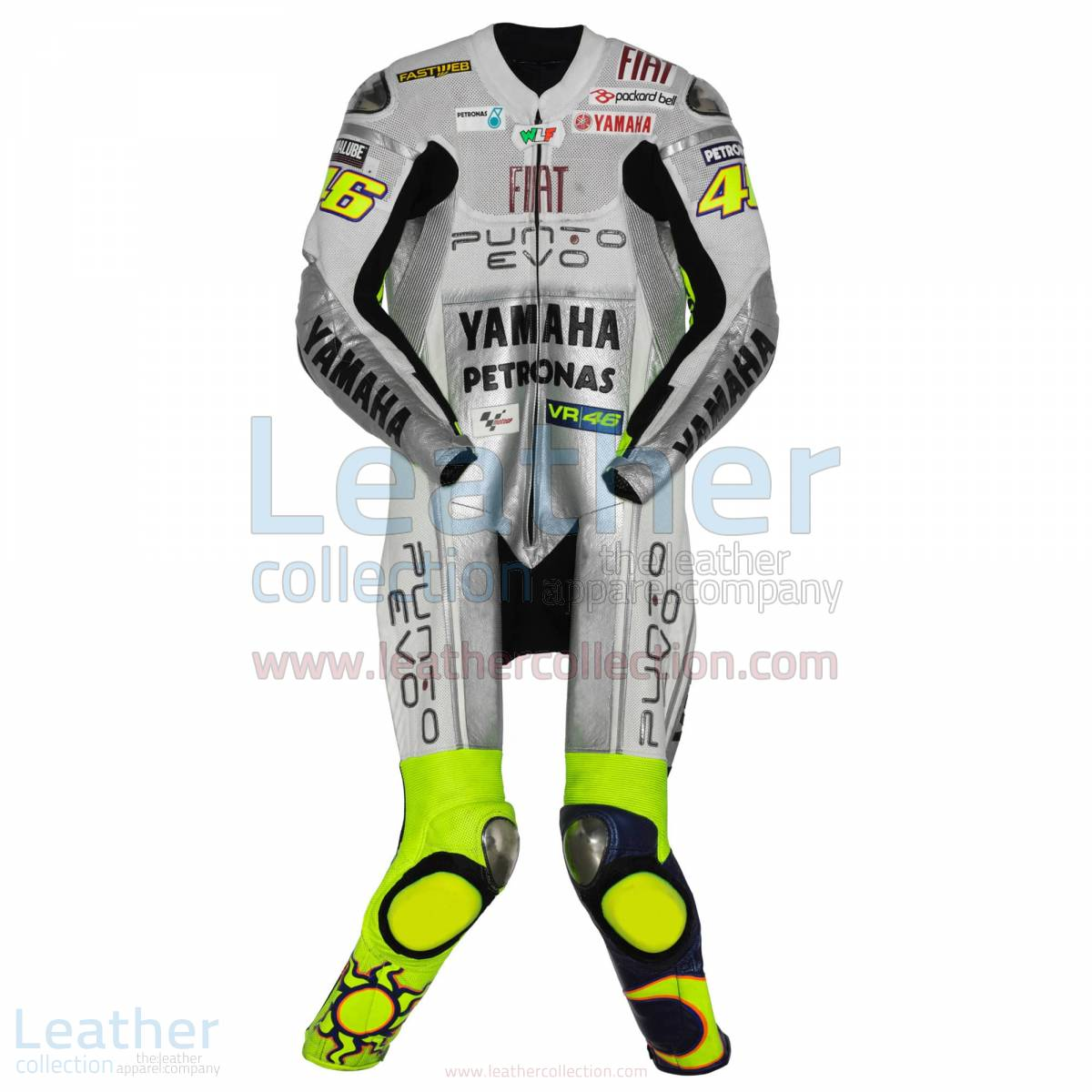 Valentino Rossi Yamaha Fiat 2009 Racing Suit