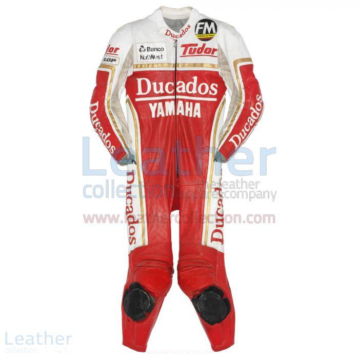 Alberto Puig Yamaha GP 1992 Racing Suit front view
