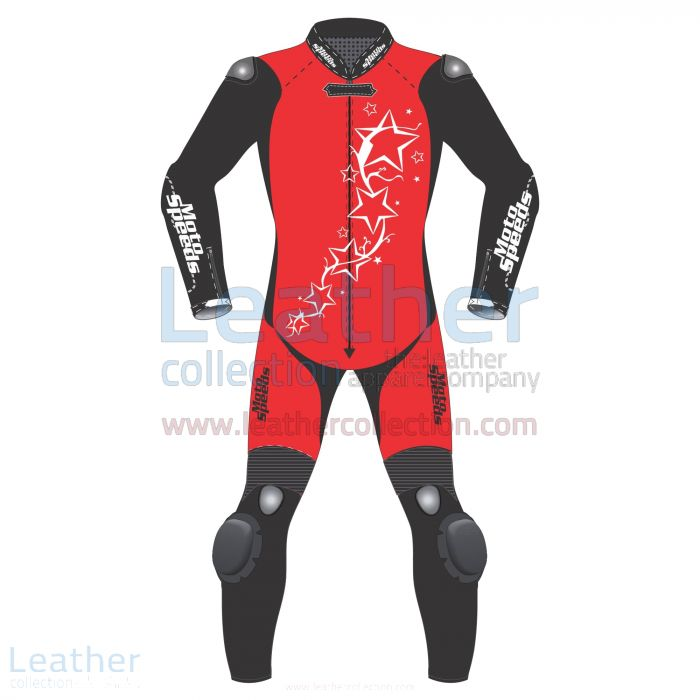 All Stars Moto Race Suit Front View