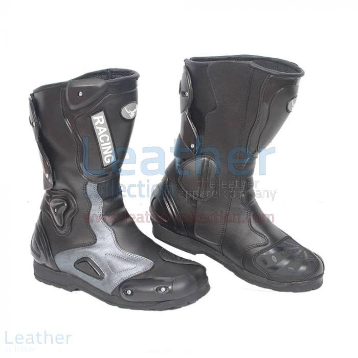Moto Alpha Racing Boots